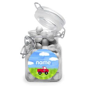 On The Go Personalized Glass Apothecary Jars (12 Count)