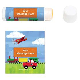 On the Go Personalized Lip Balm (12 Pack)