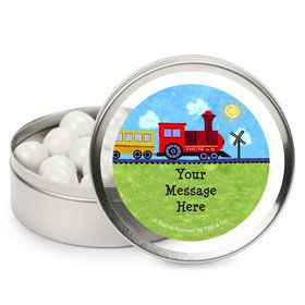 On the Go Personalized Mint Tins (12 Pack)