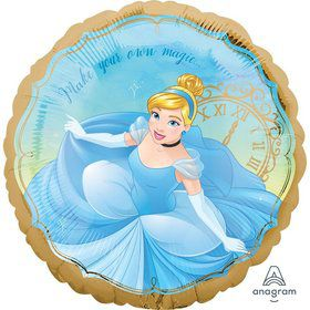 """Once Upon a Time Cinderella 17"""" Foil Balloon"""