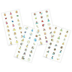 Once Upon A Time Nail Decal Kit Favors (4ct)
