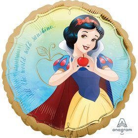 "Once Upon a Time Snow White 17"" Foil Balloon"