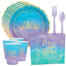 Once Upon a Time Tableware Kit (Serves 8)