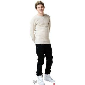 One Direction Niall Cardboard Standup Decoration (Each)