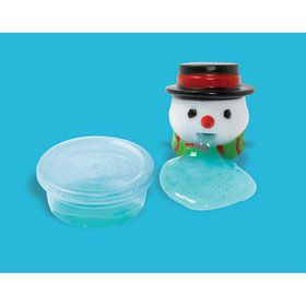 Oozing Snowman Favor (1)