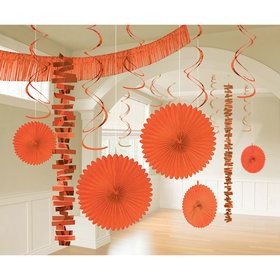 Orange Decoration Kit