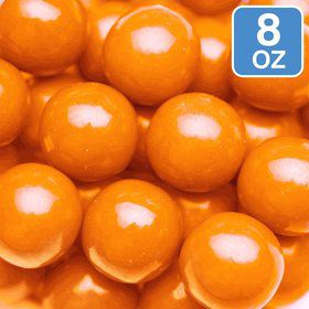 Orange Gumballs 8oz (Each)