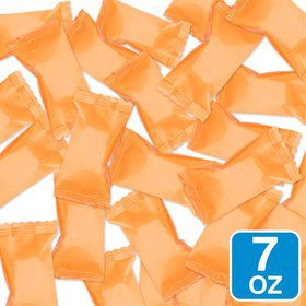 Orange Wrapper Buttermints 7oz Bag (Each)