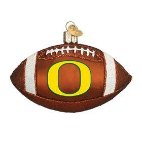 Oregon Football Ornament