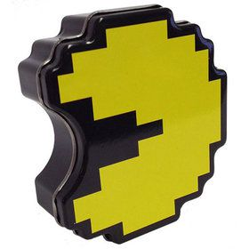 Pac-Man Candy Tin