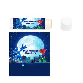 Pajama Heroes Personalized Lip Balm (12 Pack)