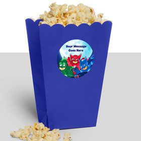 Pajama Heroes Personalized Popcorn Treat Boxes (10 Count)