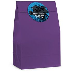 Panther King Personalized Favor Bag (12 Pack)