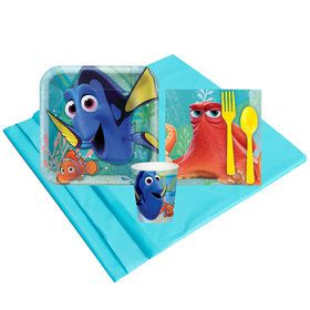 Finding Dory 8 Guest Party Pack