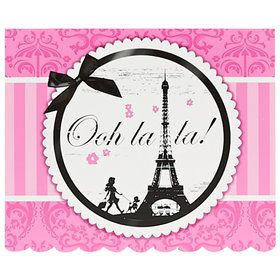 Paris Damask Invitations (8)