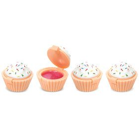 Cupcake Lip Gloss (4 Pack)