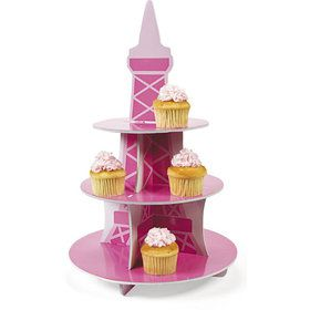 Paris Party Cupcake Holder (Each)