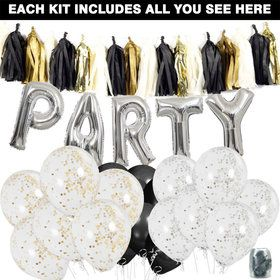 Party Balloon Decoration Kit