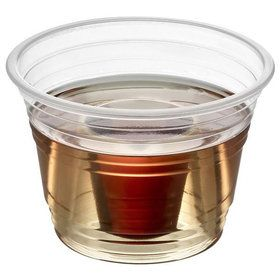Party Bombers Clear Party Cups (25 Pack)