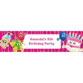 Partykin Personalized Banner (Each)