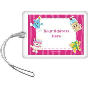 Partykin Personalized Luggage Tag (Each)