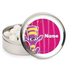 Partykin Personalized Mint Tins (12 Pack)