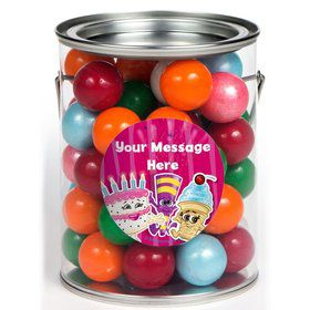 Partykin Personalized Paint Cans (6 Pack)