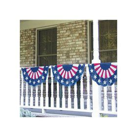 Patriotic Bunting Garland (Each)