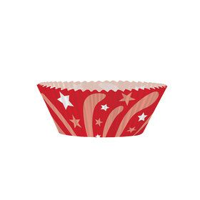 Patriotic Flag Cupcake Kit