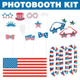Patriotic Photo Booth Kit