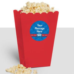Paw Command Personalized Popcorn Treat Boxes (10 Count)