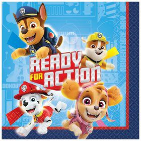 Paw Patrol Adventures Beverage Napkins (16)