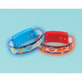 Paw Patrol Adventures Light Up Bracelet Favors (4)
