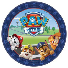 Paw Patrol Adventures Lunch Plates (8)