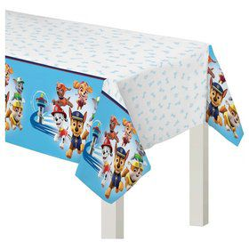 Paw Patrol Adventures Plastic Table Cover