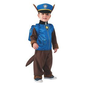 Paw Patrol Chase Toddler Boy's Costume