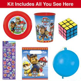 Paw Patrol Favor Goodie Bag