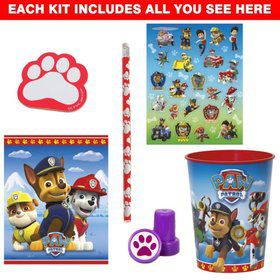 Paw Patrol Favor Kit (Each)