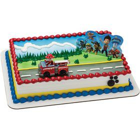 PAW Patrol Just Yelp for Help Cake Decoration Set