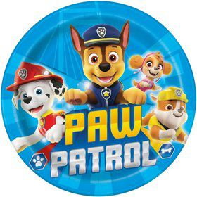 Paw Patrol Lunch Plate (8)