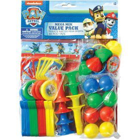 Paw Patrol Mega Mix Favor Pack (For 8 Guests)