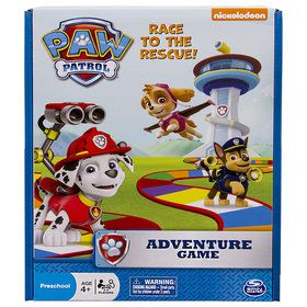 Paw Patrol Path Game