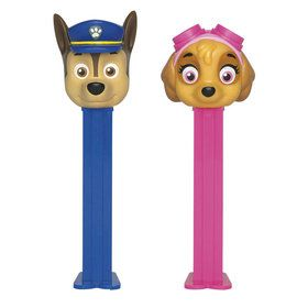 Paw Patrol Pez Dispenser and Candy Set (Each)