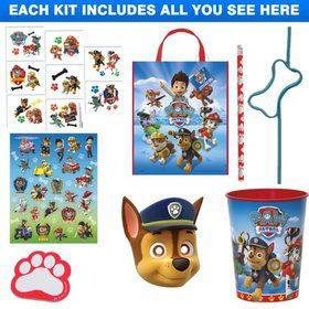 Paw Patrol Ultimate Favor Kit (Each)