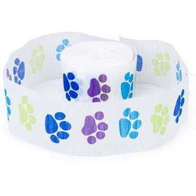 Paw Print Streamer (each)