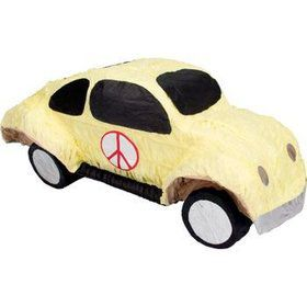 Peace Buggy Pinata (each)
