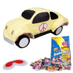 Peace Buggy Pinata Kit
