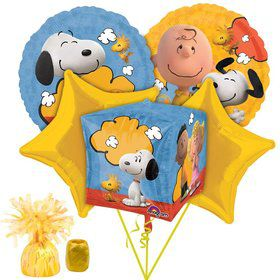 Peanuts Balloon Bouquet (Each)