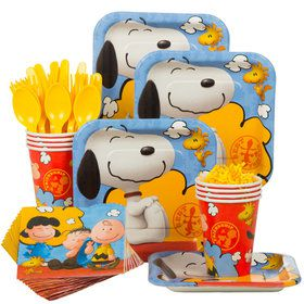 Peanuts Birthday Standard Tableware Kit Serves 8