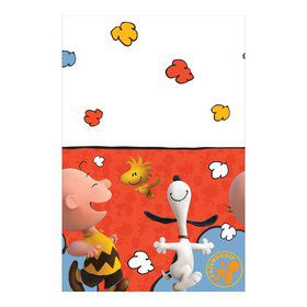 Peanuts Table Cover (Each)